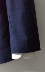 スーパーノンアイロンシャツとジャケットの組み合わせ