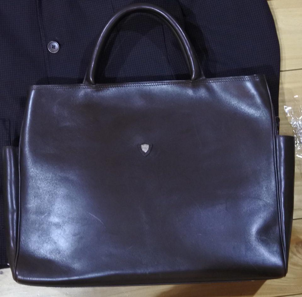 ジャンボール・セリエの革鞄
