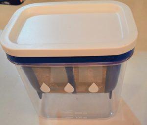 水切りヨーグルト容器