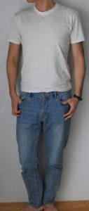 ユニクロ エアリズムクルーネックTシャツ
