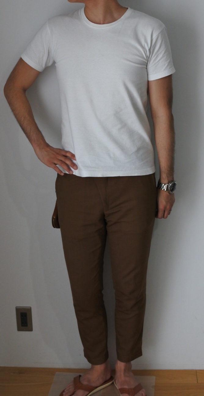 ヘインズTシャツ