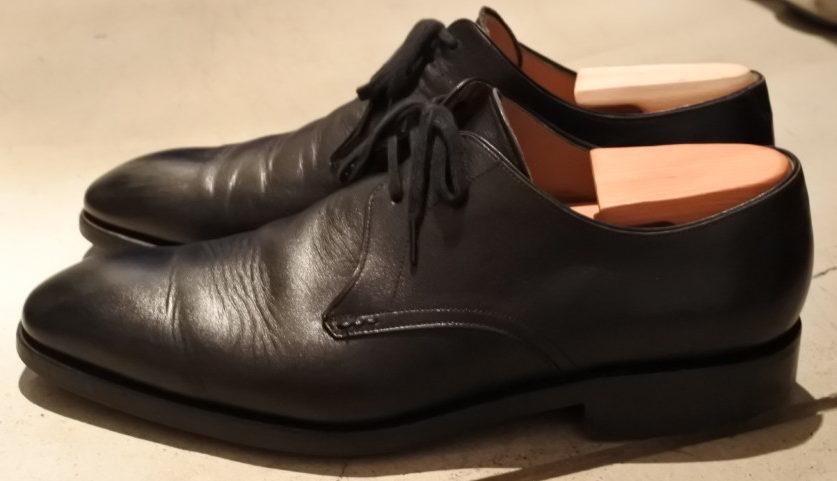 ヤンコの革靴