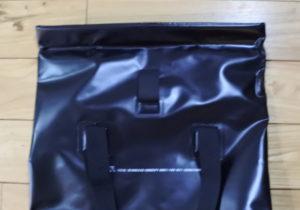 ワークマンプラス ZAT無縫製バッグ