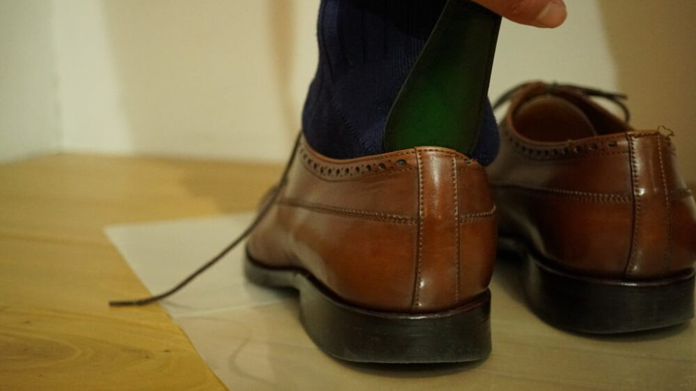 携帯靴べら