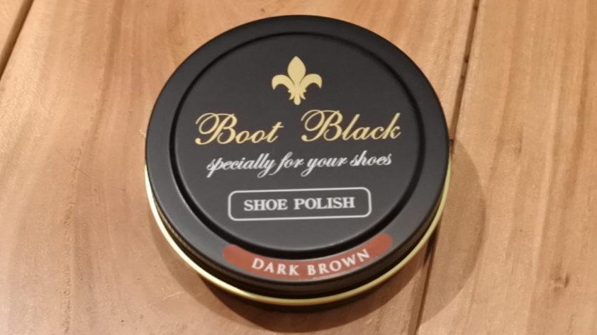ブートブラックSHOE POLISH BBポリッシュ