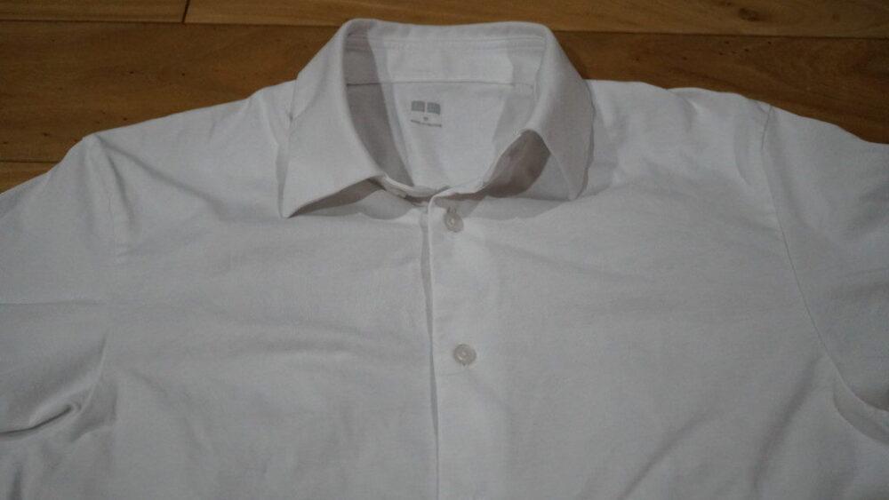 Tシャツが見えないイメージ